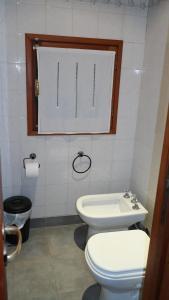 Un baño de Apartamento Particular Los Notros