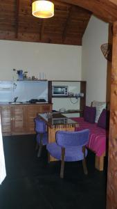 Un lugar para sentarse en Apartamento Particular Los Notros