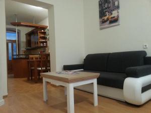 Lounge alebo bar v ubytovaní Comfort Terrace Apartment