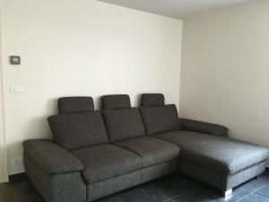 A seating area at Merida
