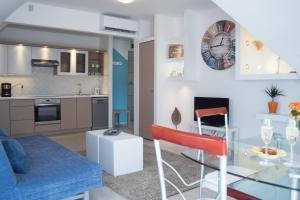 Küche/Küchenzeile in der Unterkunft Flat with Unforgettable View