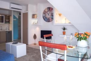 Lounge oder Bar in der Unterkunft Flat with Unforgettable View
