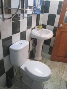 Un baño de Aia Mariel