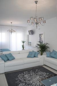 Lounge oder Bar in der Unterkunft Artist's suite
