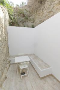 Un patio o zona al aire libre en Apartamentos Gravina