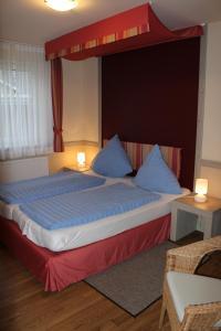 Ein Zimmer in der Unterkunft Reitcamp Börgerende GmbH & Co. KG