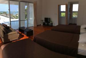 A room at Seaside House Nirai