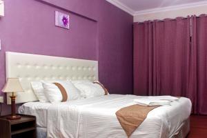 Hébergement de l'établissement Delmon Hotel Apartments