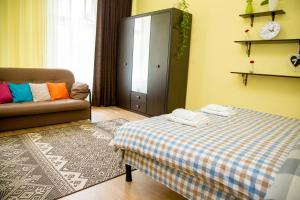 A room at Krakow style apartment