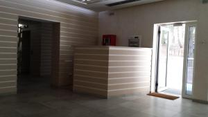The lobby or reception area at Apartment in Primorsky Park