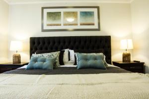 Una habitación en Providencia Apartment
