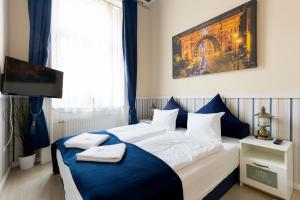 A room at Grand Apartment Danube 5bdr