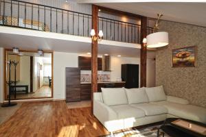 Poilsio erdvė arba baras apgyvendinimo įstaigoje Rentida Apartments