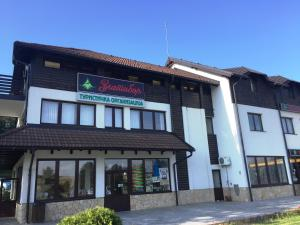 The facade or entrance of Apartments TO Zlatibor