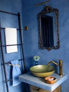 A bathroom at Villa Spozendus