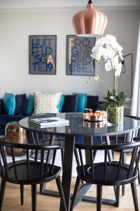 The lounge or bar area at Frogner House Apartments - Huitfeldtsgate 19
