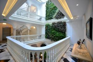 Uma varanda ou terraço em El Armador Casa Palacio