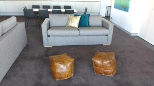 The lobby or reception area at Sydney East Luxury Apartment