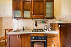 Cucina o angolo cottura di Domus Luisia
