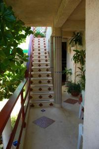 Ein Patio oder anderer Außenbereich in der Unterkunft Sol Caribe