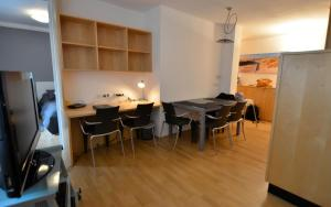 A restaurant or other place to eat at Appartement Döbling