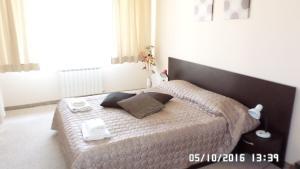O cameră la Bansko Royal Towers Apartments