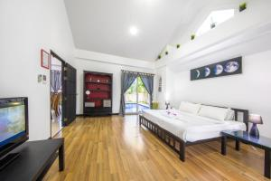 A room at Green Residence Pool Villa Pattaya