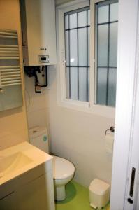 Ein Badezimmer in der Unterkunft Reina Sofía Acogedor