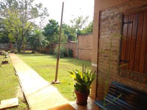 Ogród w obiekcie Duplex Macuco