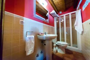 Phòng tắm tại Villa Don Juan II
