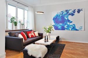 Lounge oder Bar in der Unterkunft Apartments VR40