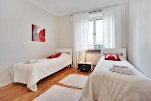 Ein Zimmer in der Unterkunft Apartments VR40