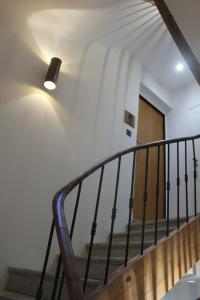 A bunk bed or bunk beds in a room at Magnifiques Appartements à 2 pas du Palais