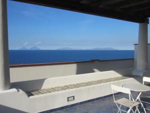 Balcone o terrazza di Magico Appartamenti Scafa