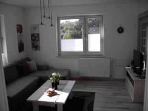 Lounge oder Bar in der Unterkunft Haus Maximilian