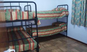 Una cama o camas cuchetas en una habitación  de Apartamento Camicande