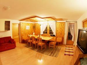Lounge oder Bar in der Unterkunft Haus Steinacker
