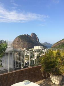 Balkón nebo terasa v ubytování Rio´s Apart
