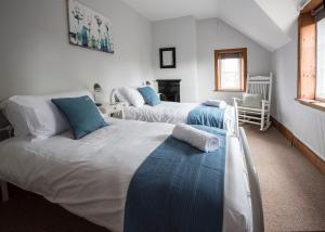 A room at Overleigh Cottage