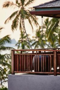 A porch or other outdoor area at ANI Private Resorts Sri Lanka