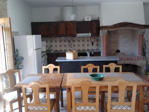 A kitchen or kitchenette at RC - Alcobaça Villa