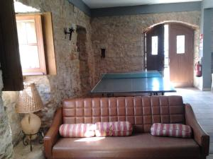 The lounge or bar area at RC - Alcobaça Villa