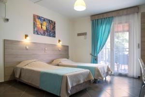 A room at Studio Nikos