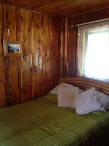 Una habitación en Cabañas donde la Tita Pucon