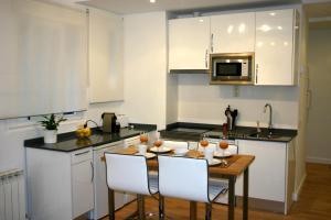Küche/Küchenzeile in der Unterkunft Reina Sofía Acogedor