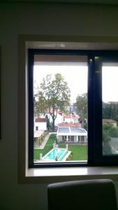 A general view from the apartment