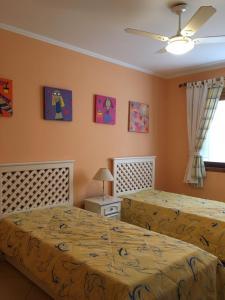 A room at Apartamento Aconchegante Em Torres