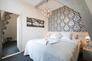 A room at Hotel & Appartementen Bella Vista