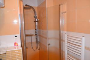 Kúpeľňa v ubytovaní Apartmán 54 B Panorama Donovaly