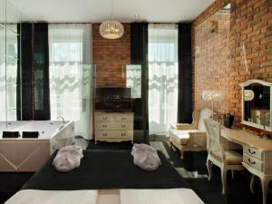 Spa and/or other wellness facilities at Aparthotel Betmanowska Main Square Residence